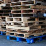 中古の木製パレットを貰ってインテリアに使おう